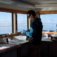 Montague Marine Research aboard the R/V Montague
